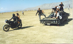 Mad Max Fan Cars Information Society