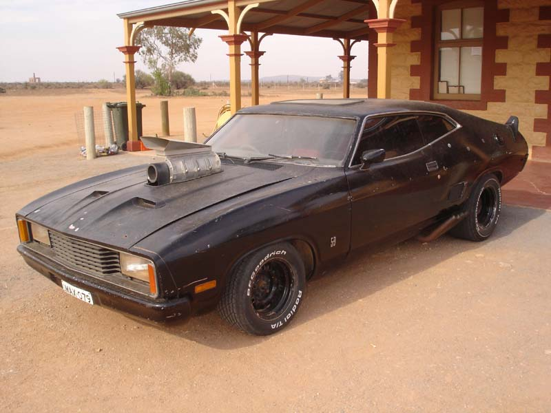 Mad Max Car For Sale >> Mad Max 2 The Road Warrior Vehicles Wrecks At Broken Hill