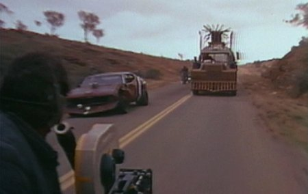 Mad Max 2 The Road Warrior Vehicles Red Xa Coupe