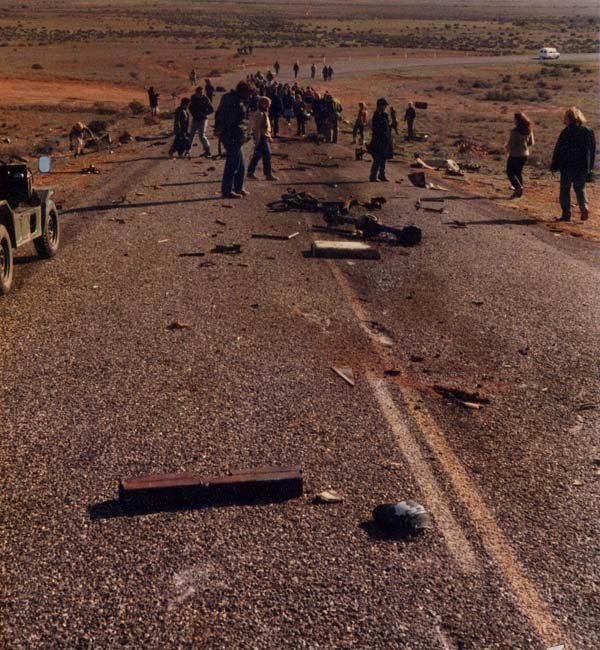 Mad Max 2 The Road Warrior Filming Locations Humungus Machine