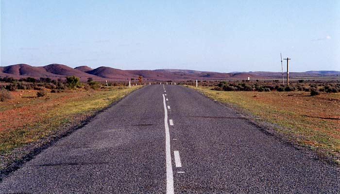 Mad Max 2 / The Road Warrior Filming Locations