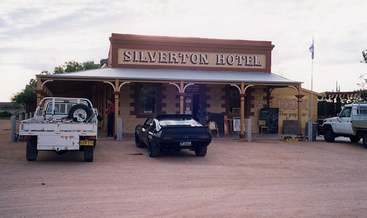 Mad Max 2 The Road Warrior Filming Locations