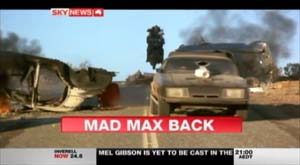 Mad max fury road release date in Australia