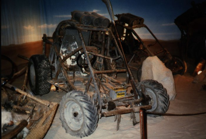 Mad Max Beyond Thunderdome Vehicles Buggies