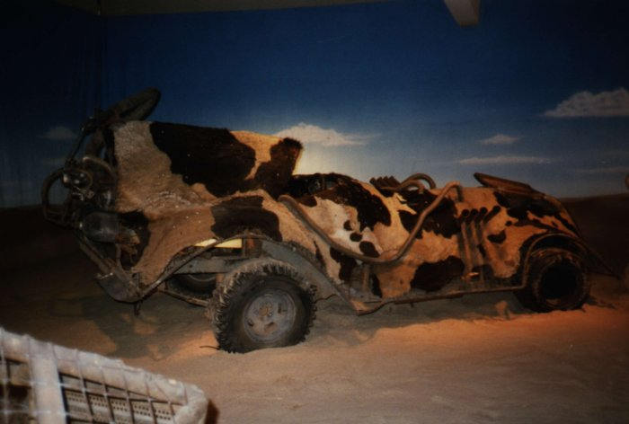 Mad Max Beyond Thunderdome Vehicles Cow Car