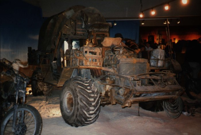 Mad Max Beyond Thunderdome Vehicles Max