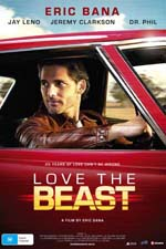 Eric Bana Love The Beast Movie Poster