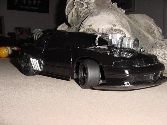 Mad Max Custom Models Of Vehicles Mike Heffington S Custom Models