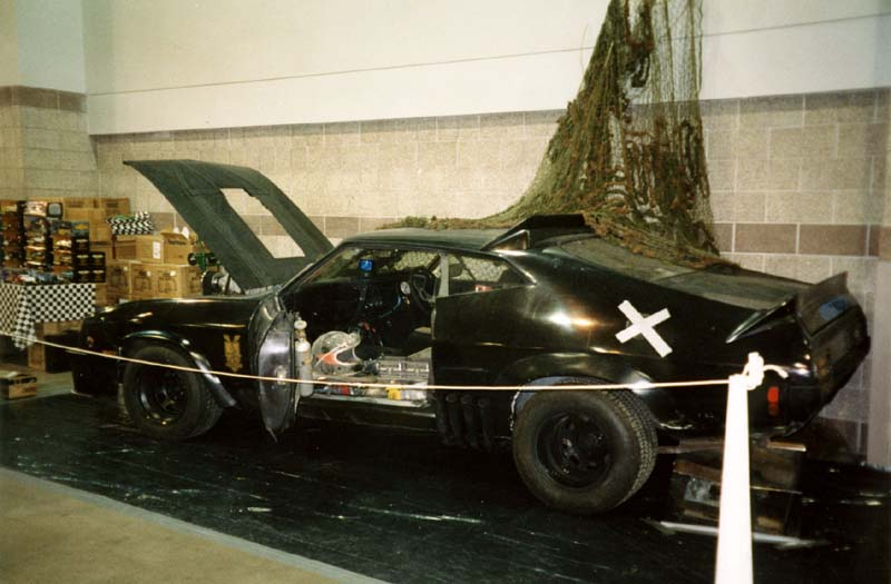 mad max fan cars car 17 replica mad max interceptor. Black Bedroom Furniture Sets. Home Design Ideas