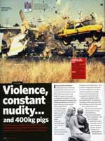 Mad Max Publicity Material Archive - Womens Magazine Archive