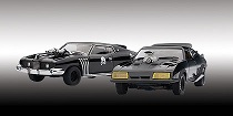 Autoart Mad Max 2 / Road Warrior Interceptor and Landau