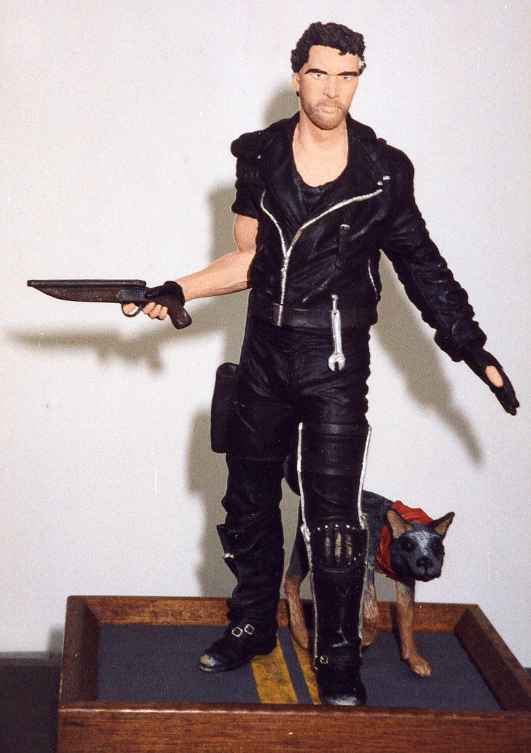 Mad Max - Model Kits of Characters