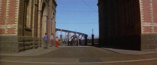 Cars movie location