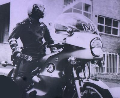 Mad Max Cars Jim Goose S Kz1000 Kwaka