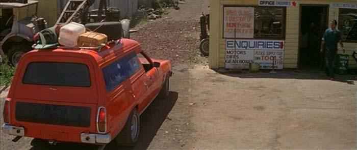 Mad Max Cars Max S Holden Hj Sandman Panel Van